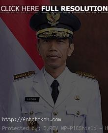 Gubernur DKI Jokowi