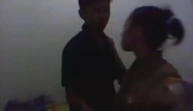 Cuplikan video mesum PNS Banten yang beredar sejak Selasa 23 September 2014