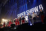 Ini wow: Foto-foto Super Junior di konser 'Super Show 6′